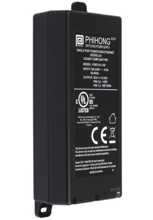 Phihong single port injector