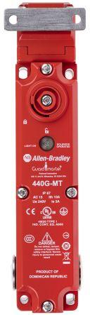 440G-MT Solenoid Interlock Switch Power to Unlock 24 V ac/dc