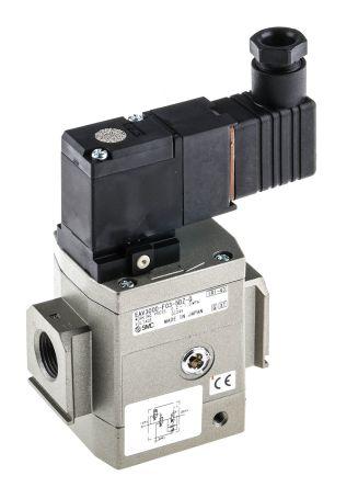 SMC EAV3000-F03-5DZ-Q Пневматичский клапан плавного пуска