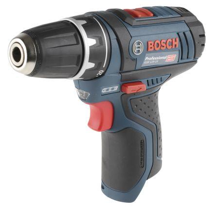 Bosch Autolock GSR 12V, 1.5Ah Li-ion Cordless Drill