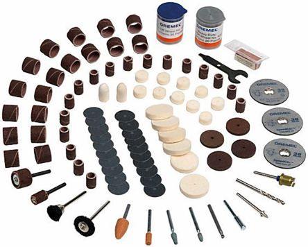 Dremel Acc. Set 150 Parts