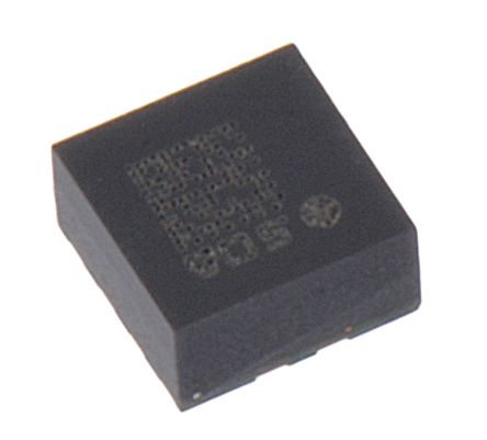 STMicroelectronics LIS2DH12TR, 3-Axis Accelerometer, I2C, SPI, LGA 12-Pin