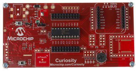 Curiosity Starter Kit for PIC MCUs