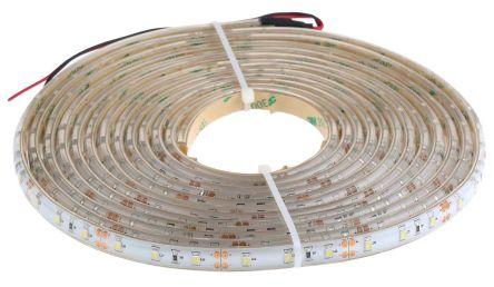 Led Flexible Strip Cool White Ip65 5m