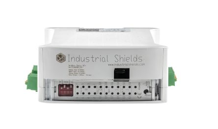 Industrial Shields Ardbox PLC CPU Computer Interface, 32 (4 used by bootloader) kB Program Capacity, 10 Inputs