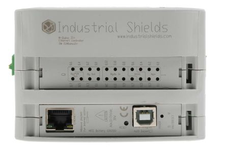 Industrial Shields M-Duino, 8 Outputs, Ethernet, ModBus Networking Computer Interface PLC CPU