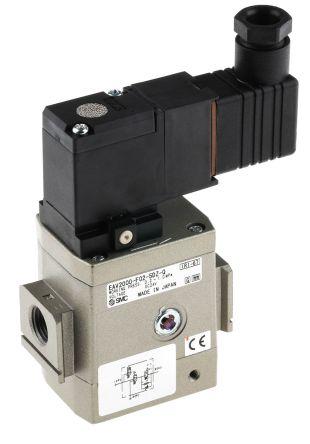 SMC Pneumatic Control Valve 1 (Operating) MPa, 1.5 (Proof) MPa