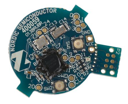 Nordic Semiconductor Bluetooth Smart (BLE) Development Kit for nRF51822 -  NRF51822-BEACON