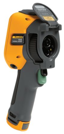 Fluke TIS45 Thermal Imaging Camera, Temp Range: -20 → +350 °C 160 x 120pixel
