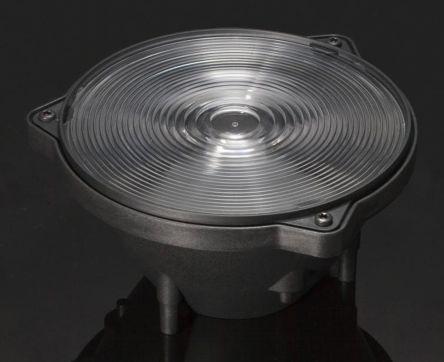 Ledil FCP13895_SEANNA-A, Seanna Series LED Lens, 3.32 ° Round Beam