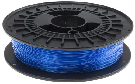 Computers/tablets & Networking 500g 3d Printer Consumables Rs Pro 1.75mm Lichtdurchlässig Blau Pet-g 3d Drucker Filament