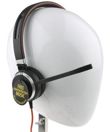 Jabra Evolve 40 Überkopf PC-Headset, mit USB