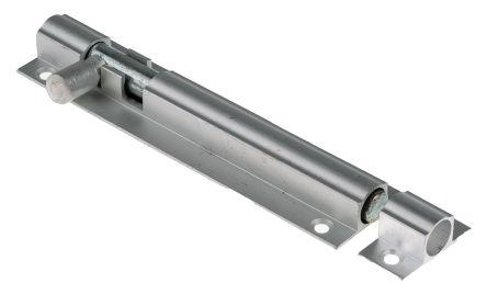 100mm Aluminium Straight Barrel Bolt