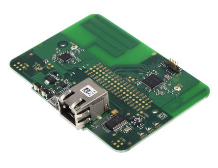 WEPTECH WEP-6LoWPAN-IoT-GW Network Interface Card NIC, 10BASE-T Ethernet (Microchip ENC28J60), 802.15.4 (2.4GHZ),