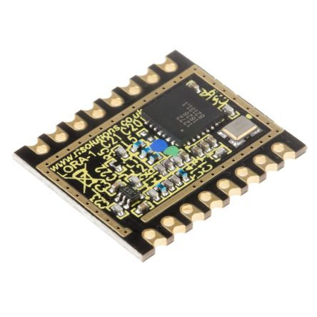 RF Solutions RF-LORA-868-SO RF Transceiver Module 868 MHz, 1.8 → 3.6V