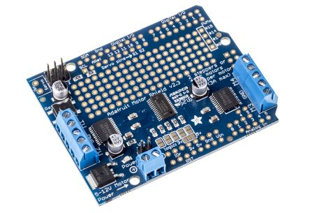 Adafruit Motor/Stepper/Servo Shield