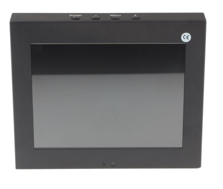 Vigilant Vision DSM8WGF 8in LED CCTV Monitor