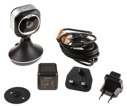 FLIR Wireless HD Monitoring Camera 1/3 in Four-Megapixel CMOS