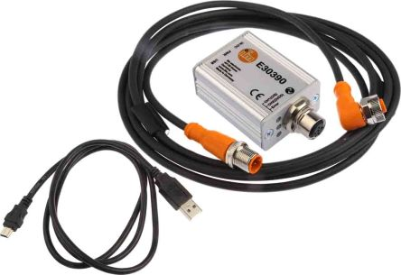 ifm electronic Software IO-Link-Master for use with ifm IO-Link sensors