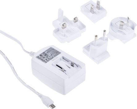Official Pi 3 Power Supply White