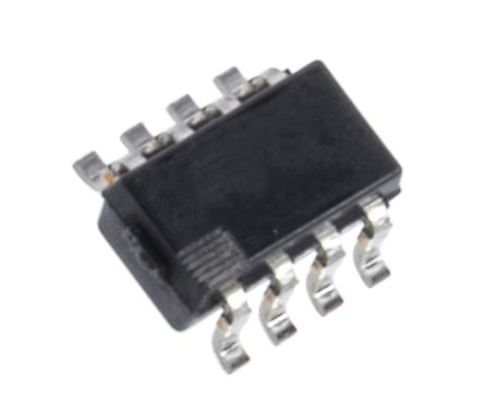 AD5062BRJZ-2500RL7, 16 bit Serial DAC, 8-Pin SOT-23 product photo