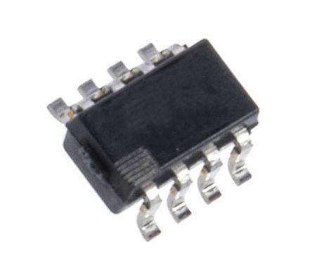 AD5060BRJZ-1500RL7, 16 bit Serial DAC, 8-Pin SOT-23 product photo