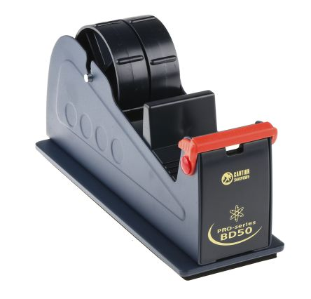 Tape Dispenser for 1 x 50 mm, 2 x 25 mm Width Tape product photo