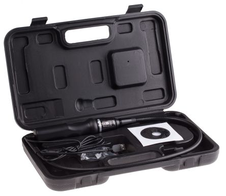 RS PRO 11.5mm probe Inspection Camera, 600mm Probe Length, 640 x 480 pixels Resolution, LED Illumination