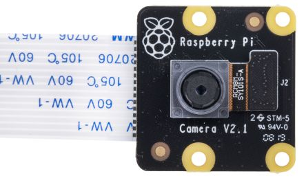 Raspberry Pi PiNoir Camera V2 Camera Module, CSI-2, 3280 x 2464 Resolution