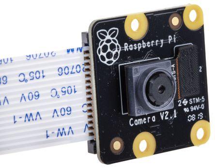 Raspberry Pi PiNoir Camera V2 Camera Module, CSI-2, 3280 x 2464 Resolution