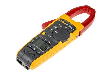 Fluke 376 Clamp Meter, Max Current 999.9A ac, 999.9A dc CAT III 1000 V, CAT IV 600 V