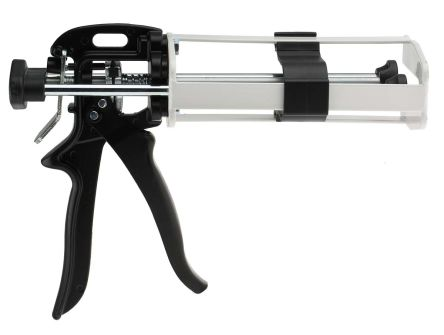 1 for Construction rail and so on Manual two-component glue gun 400ml 2