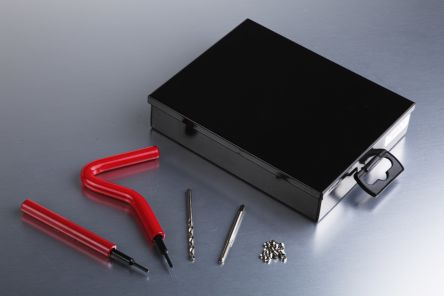 RS PRO 9 piece M3 x 0.5 Thread Repair Kit
