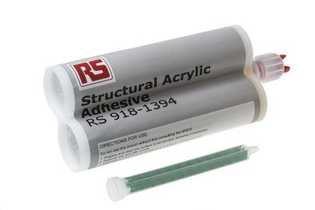 RS Structural acrylic adhesive 400ml