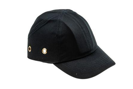 Cotton ABS Navy Standard Peak Bump Cap product photo