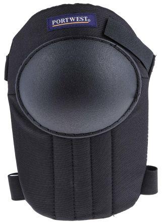 RS PRO Black EVA Foam Adjustable Strap Knee Pad Resistant to Abrasion, Moisture, Penetration
