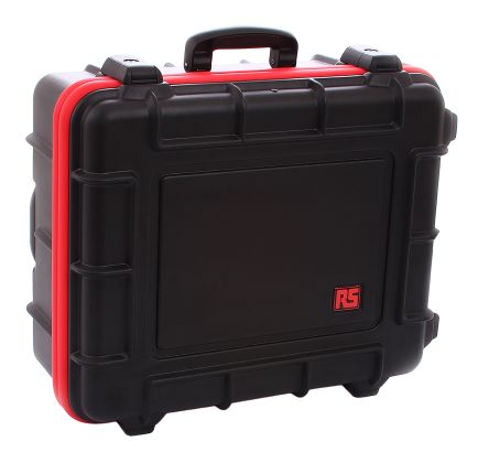 RS PRO ABS Tool Case Wheeled