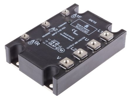 RS Pro 10 A rms Solid State Relay Random Panel Mount Thyristor