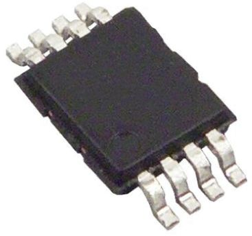 MAX4208AUA+ Maxim Integrated, Instrumentation Amplifier, 0.02mV Offset 750kHz, R-RO, 2.85 → 5.5 V, 8-Pin μMAX