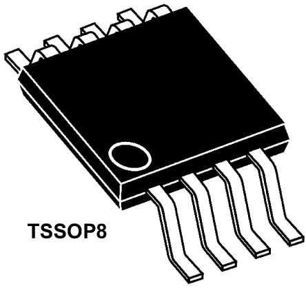 NXP PCA9306DP1,125, I2C Translator 3.3ns, 8-Pin TSSOP