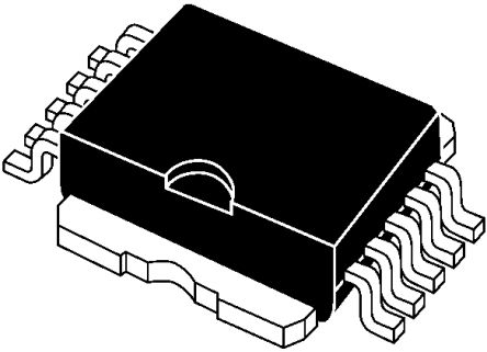 STMicroelectronics VN340SPTR-E, Power Switch Quad-Channel 10-Pin, PowerSO