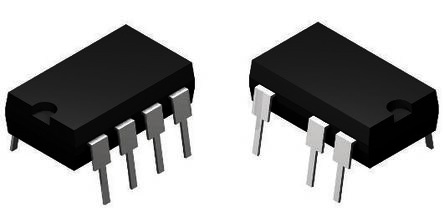ON Semiconductor NCP1377PG, PWM Current Mode Controller, 500 mA, 60 kHz, 18 V, 7-Pin PDIP