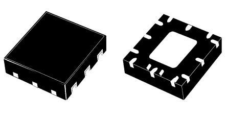 Texas Instruments TXB0104RUTR, Logic Level Translator, Voltage Level, 3-State, 12-Pin UQFN