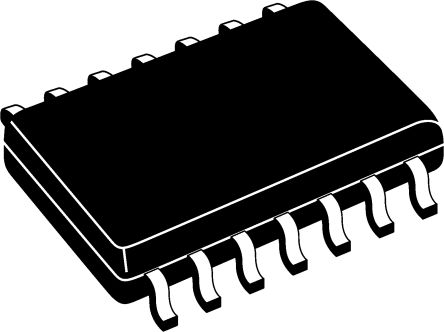 ON Semiconductor 74AC04SC, Hex CMOS Inverter, 14-Pin SOIC