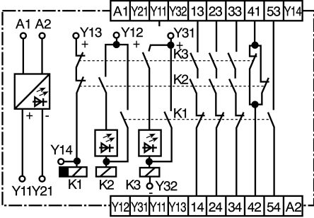 Control Board Wiring Diagram together with Engineering State Diagram furthermore E car1 3 in addition 8 Pin Latching Relay Diagram additionally What Is The Function Of R1 In This Relay Driver Circuit. on what is the function of r1 in this relay