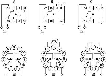 11 pin timer relay diagram wiring diagram progresif rh betr l a car dip de  11 pin timer relay wiring diagram