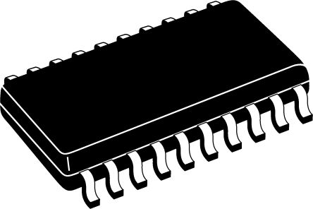 Linear Technology LTC1060CSW#PBF, Active Filter, Universal Filter, 2nd Order Switched Capacitor, 20-Pin SOIC W