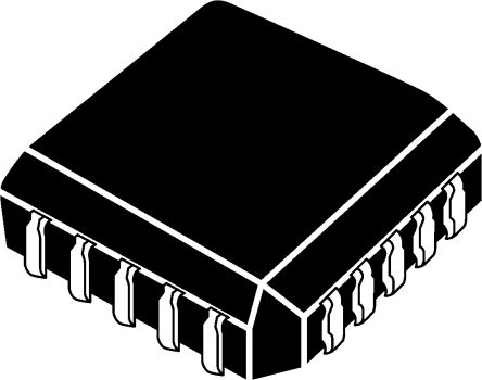 Analog Devices AD2S99BPZ, Voltage Controlled Oscillator, 20-Pin PLCC