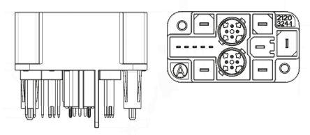 TE Connectivity Motorman Series, Crimp Terminal
