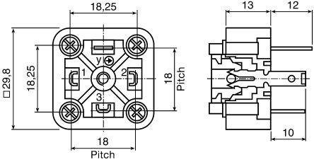 LD358540 09 933378100 hirschmann hirschmann 2p e din 43650 a solenoid valve